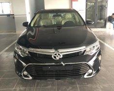 Cần bán Toyota Camry 2.0E sản xuất 2018, màu đen giá 997 triệu tại Thanh Hóa