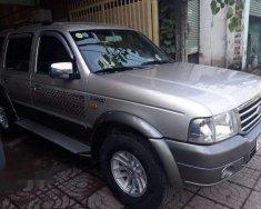 Cần bán gấp Ford Everest sản xuất năm 2005, giá chỉ 267 triệu giá 267 triệu tại Tp.HCM