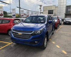 Bán Chevrolet Colorado 2.5 AT năm 2018, màu xanh lam giá 651 triệu tại Tp.HCM