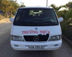 Thanh lý xe Mercedes MB100 năm sản xuất 2003, màu trắng giá 215 triệu tại Quảng Nam