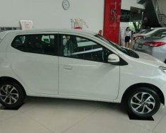 Cần bán xe Toyota Wigo sản xuất năm 2018, màu trắng  giá Giá thỏa thuận tại Tp.HCM