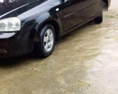 Cần vốn bán xe Daewoo Lacetti sản xuất 2008, màu đen giá 179 triệu tại Thanh Hóa