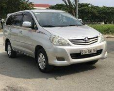Bán Toyota Innova năm 2009, màu bạc chính chủ giá cạnh tranh giá 373 triệu tại Tp.HCM