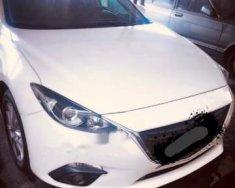 Cần bán gấp Mazda 3 đời 2016, màu trắng chính chủ giá 610 triệu tại Đồng Nai