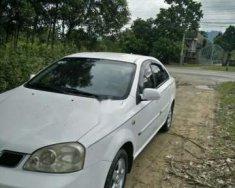 Gia đình bán Daewoo Lacetti SE năm 2004, màu trắng giá 136 triệu tại Đồng Nai