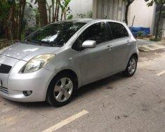 Xe cũ Toyota Yaris 1.3 AT sản xuất năm 2008, màu bạc, nhập khẩu giá 330 triệu tại Hà Nội