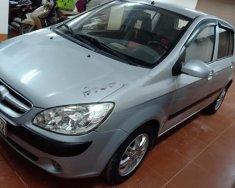Bán ô tô cũ Hyundai Getz đời 2008, màu bạc giá 165 triệu tại Phú Thọ