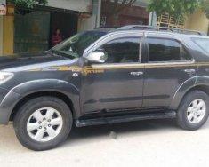 Bán xe cũ Toyota Fortuner 2.5G đời 2011, màu xám   giá 660 triệu tại Ninh Bình