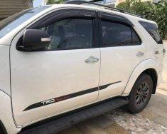 Bán xe cũ Toyota Fortuner AT đời 2014, màu trắng giá 800 triệu tại Tp.HCM