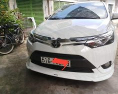 Bán Toyota Vios 2018, màu trắng số tự động giá 580 triệu tại Tp.HCM
