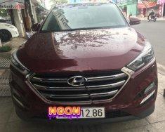 Bán xe cũ Hyundai Tucson 2015, màu đỏ, nhập khẩu nguyên chiếc giá 835 triệu tại Thanh Hóa