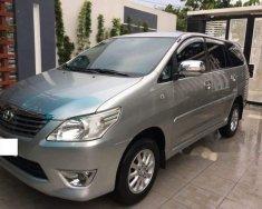 Gia đình bán xe Toyota Innova 2.0E sản xuất 2013, màu bạc giá 527 triệu tại Đồng Nai