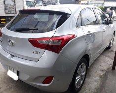 Bán Hyundai i30 2013, màu bạc, đúng chất, biển TP, giá TL, hỗ trợ trả góp giá 486 triệu tại Tp.HCM