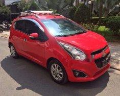 Cần bán lại xe Chevrolet Spark MT năm 2016, màu đỏ   giá 255 triệu tại Tp.HCM