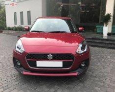 Bán Suzuki Swift GLX sản xuất 2018, màu đỏ, xe nhập giá 549 triệu tại Tp.HCM