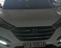 Bán Hyundai Tucson 1.6 AT đời 2016, màu trắng, nhập khẩu  giá 770 triệu tại Bình Dương