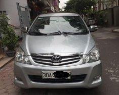 Bán xe cũ Toyota Innova 2011, màu bạc giá 450 triệu tại Hà Nội
