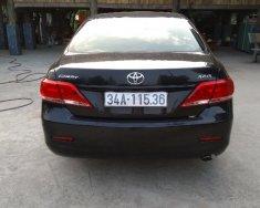 Cần bán Toyota Camry G sản xuất năm 2011, màu đen giá 750 triệu tại Khánh Hòa