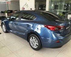 Bán ô tô Mazda 3 1.5 AT năm sản xuất 2018, màu xanh lam giá 659 triệu tại Tp.HCM