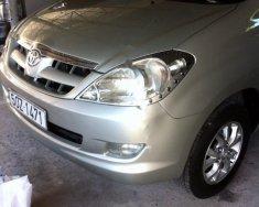 Cần bán Toyota Innova G đời 2007, màu bạc chính chủ giá 410 triệu tại BR-Vũng Tàu