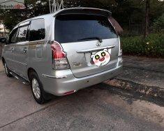Bán Toyota Innova G sản xuất 2010, màu bạc ít sử dụng giá 429 triệu tại Tp.HCM