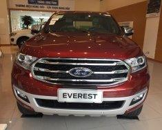 Bán Ford Everest Ford Everest 2018 2.0 Bi-Turbo năm 2018, màu đỏ, nhập khẩu nguyên chiếc giá 1 tỷ 112 tr tại Hà Nội