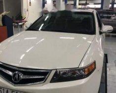 Cần bán xe Acura TSX sản xuất năm 2009, màu trắng, xe nhập, 520 triệu giá 520 triệu tại Tp.HCM