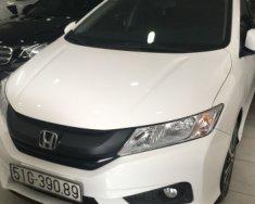 Cần bán lại xe cũ Honda City 1.5 AT sản xuất 2017, màu trắng giá 545 triệu tại Hà Nội