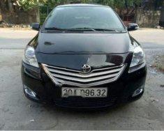 Bán Toyota Vios E 1.5L 2011, màu đen giá 300 triệu tại Hà Nội