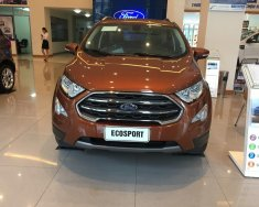 Bán xe Ford EcoSport Ford Ecosport 2018 năm 2018, màu cam giá 648 triệu tại Hà Nội