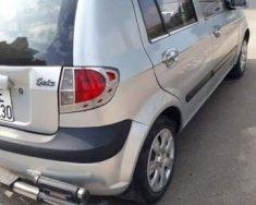 Cần bán Hyundai Getz đời 2009, màu bạc, nhập khẩu Hàn Quốc giá 189 triệu tại Vĩnh Phúc