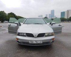 Nhà bán Mitsubishi Diamante 3.5V6 2002, màu bạc, nhập khẩu giá 260 triệu tại Hà Nội