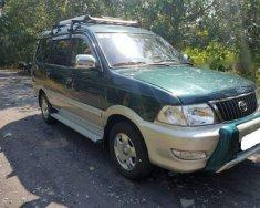 Gia đình bán Toyota Zace GL đời 2004, màu xanh dưa giá 218 triệu tại Đồng Tháp