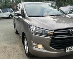 Bán Toyota Innova đời 10/2017 nâu titan số sàn giá 715 triệu tại Tp.HCM