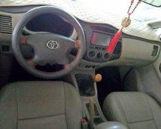 Gia đình bán Toyota Innova đời 2010, màu đen giá 385 triệu tại Đồng Nai