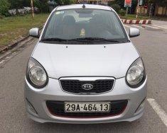 Cần bán gấp Kia Morning Sport năm 2011, màu bạc số sàn giá 220 triệu tại Hà Nội