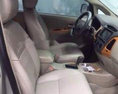 Bán Toyota Innova V năm sản xuất 2009, màu bạc xe gia đình, giá 410tr giá 410 triệu tại BR-Vũng Tàu