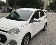 Nhà muốn lên số tự động bán Hyundai Grand i10 đời 2016, màu trắng, nhập khẩu giá 310 triệu tại Hà Nội