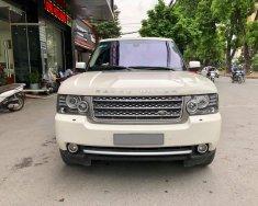 Bán LandRover Range Rover AutoBiography 5.0 sản xuất năm 2009, màu đen giá 1 tỷ 650 tr tại Hà Nội