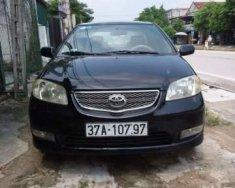 Lên đời cần bán Toyota Vios đời 2005, màu đen giá 159 triệu tại Nghệ An