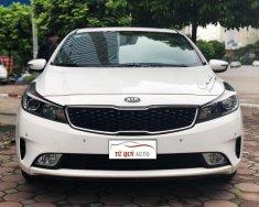 Bán xe Kia Cerato 1.6AT sản xuất 2017, màu trắng giá 618 triệu tại Hà Nội