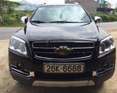 Bán ô tô Chevrolet Captiva 2007, màu đen số sàn giá 265 triệu tại Phú Thọ