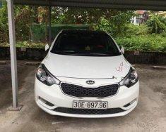 Bán ô tô cũ Kia K3 sản xuất 2014, màu trắng chính chủ  giá 500 triệu tại Hà Nội