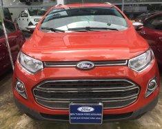 Bán xe Ford EcoSport Titanium 1.5 AT 2015, màu đỏ cam, giá thỏa thuận, hỗ trợ vay ngân hàng hotline: 090.12678.55 giá 520 triệu tại Tp.HCM