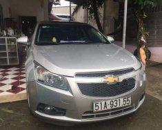 Cần bán gấp Chevrolet Cruze đời 2011, màu bạc chính chủ giá 340 triệu tại Tp.HCM