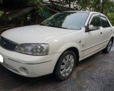 Bán Ford Laser 1.8AT đời 2003, màu trắng xe gia đình  giá 238 triệu tại Đồng Tháp