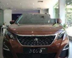 Bán xe Peugeot 3008 1.6 AT sản xuất 2018, màu nâu, nhập khẩu nguyên chiếc giá 1 tỷ 186 tr tại Hà Nội