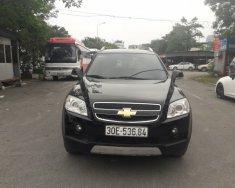 Bán Chevrolet Captiva 2.4 LTZ đời 2008, màu đen giá 315 triệu tại Hà Nội