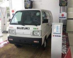 Bán ô tô Suzuki Blind Van sản xuất 2018, màu trắng, giao xe ngay giá Giá thỏa thuận tại Hà Nội