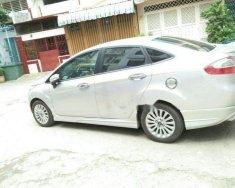 Cần bán lại xe Ford Fiesta năm sản xuất 2011, màu bạc còn mới giá 320 triệu tại Tp.HCM